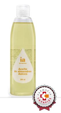Aceite de almendras dulces interapothek remedio para todo de venta en farmacia lavapies
