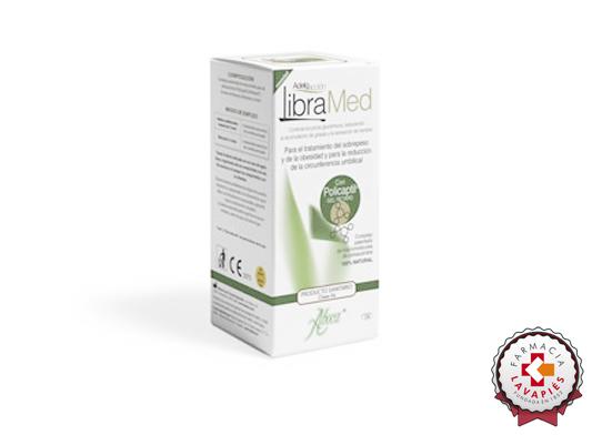 Adelgazantes Libramed Adelgaccion de Aboca. Productos para adelgazar en Farmacia Lavapies