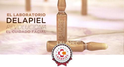 Ampollas Delapiel revoluciona cuidado facial favorito Farmacia Lavapies