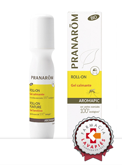 Aromapic roll on gel calmante de picaduras