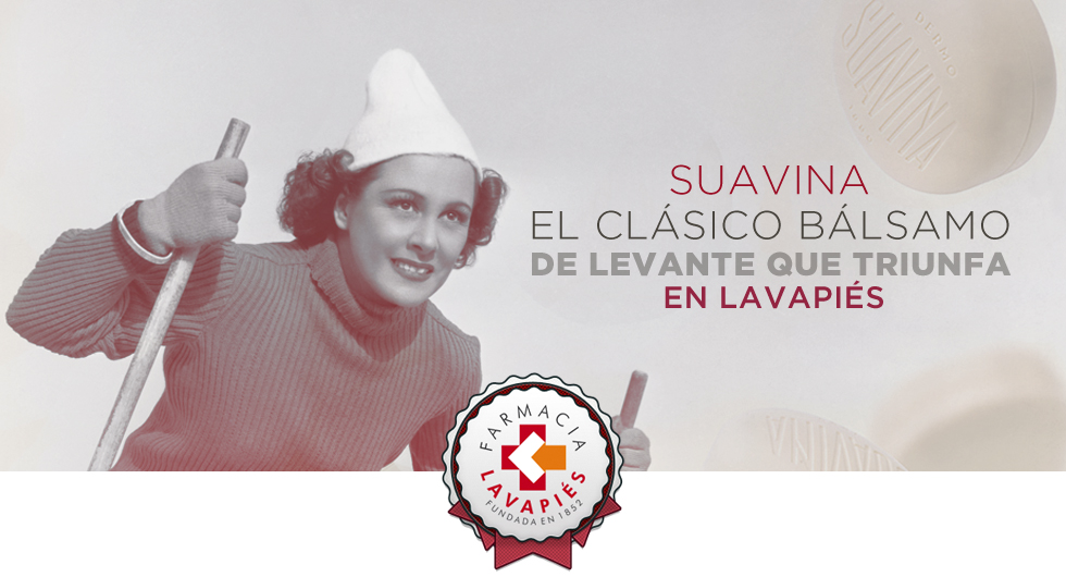 Suavina-el bálsamo reparador labial de Castellon que no te puede faltar en invierno