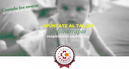 Bronquiolitis infantil, talleres gratuitos en la rebotica de lavapiés para tratarlo