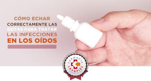 Como aplicar correctamente las gotas para las infecciones en los oidos