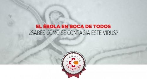 Medidas de prevención de contagio del virus ébola, Farmacia Lavapiés