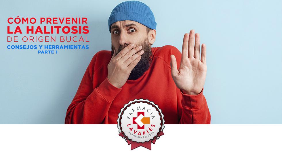 Cómo prevenir la halitosis bucal consejos Farmacia Lavapies