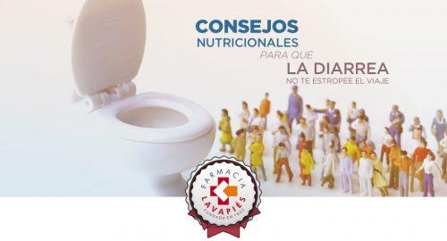 Consejos para evitar la diarrea sin medicamentos por la Farmacia Lavapies