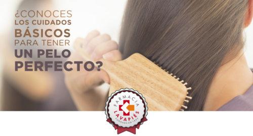 Cuidados basicos para tener un pelo sano y bonito con Klorane