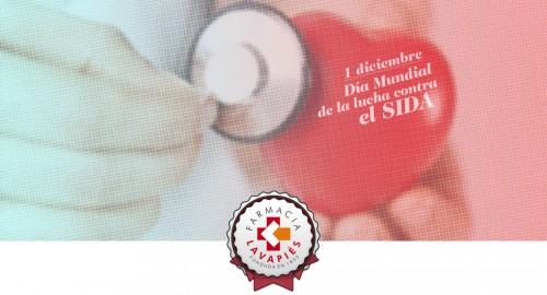 Dia mundial de la lucha contra el SIDA, mi experienca con enfermos de VIH, Atención farmacéutica en Farmacia Lavapiés
