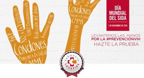 Día Mundial de la lucha contra el SIDA con la prevención de VIH en Madrid