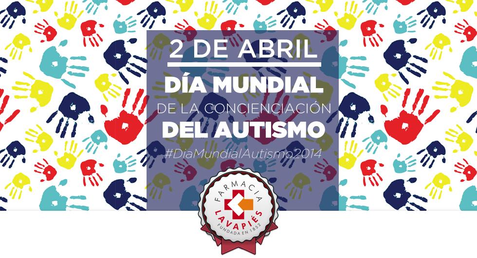 Día Mundial de la Concienciación del Autismo en Farmacia Lavapiés
