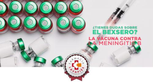 Dudas sobre el bexsero, vacuna meningitis b