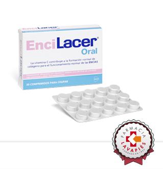 Nuevo Encilacer ayudar aproteger las encias clinicamente demostrado recomendado por Farmacia Lavapiés