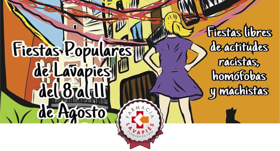 Fiestas populares Lavapiés 2018