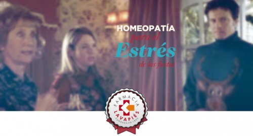 Homeopatía entiestrés, Sedatif remedio insomnio y estres natural, Farmacia Lavapies