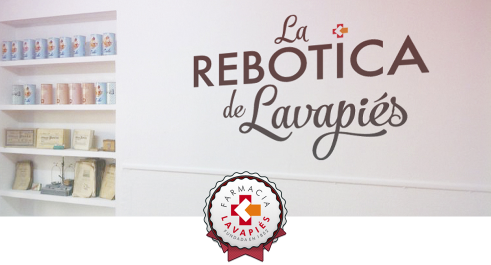 Inauguracion la Rebotica de Lavapies