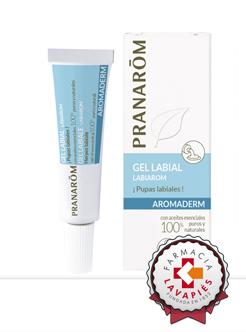 Labiarom es un gel labial que alivia las molestias de las pupas labiales de cualquier origen recomendado por Farmacia Lavapies