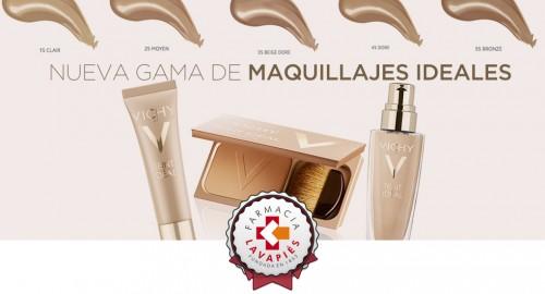 Nuevo Maquillaje para iluminar de Vichy Teint Idéal