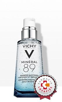 Mineral 89 de Vichy un reconstituyente super hidratante