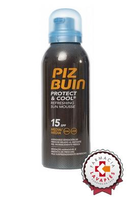 Nuevo Piz buin Protect And Cool: proteccion solar con efecto refrescante.