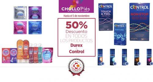 Oferta Chollopies Farmacia Lavapies Durex y Control