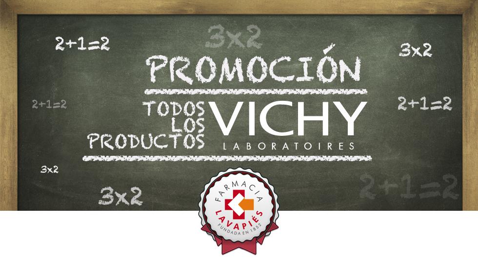 Promoción todos los productos Vichy nuevo ideal soleil antimanchas en Farmacia Lavapies compra online