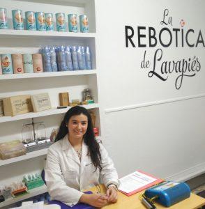 Sanytest realiza pruebas de intolerancia alimentarias en la Farmacia de Lavapies