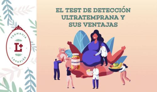 Test deteccion ultratemprana embarazo