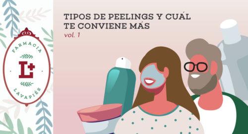 Distintos tipos de peelings y cualidades para cada piel