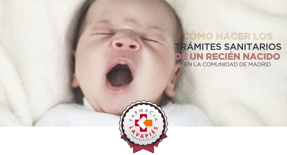 Tramites sanitarios de los recien nacidos en la comunidad de madrid, Farmacia Lavapiés