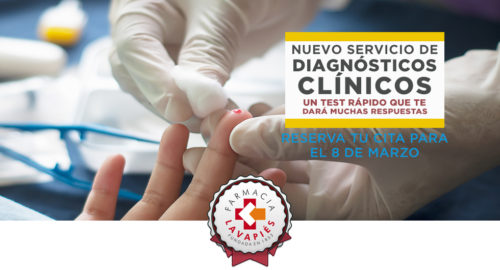 diagnosticos clinicos en farmacia lavapies